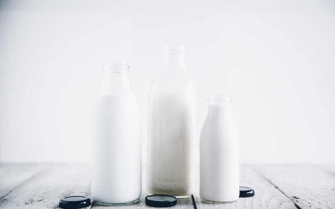 Drinking Coconut Milk